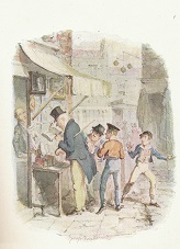Twists and Turns: The places that inspired Oliver Twist