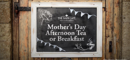 Mother's Day Afternoon Tea or Breakfast  in The Barn