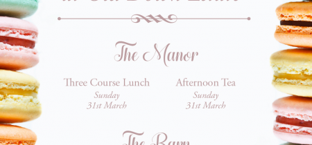 Mother's Day Lunch or Afternoon Tea