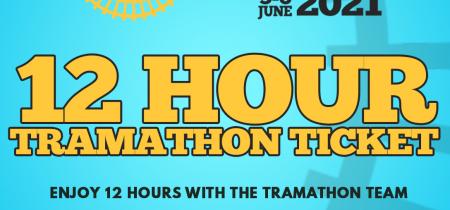 Tramathon 12 Hour Tickets