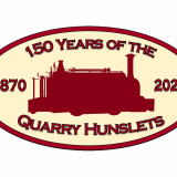 Enthusiast Day - Quarry Hunslet 150