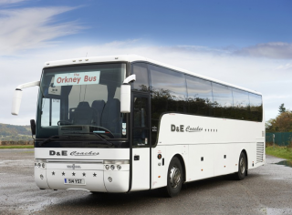 Express Bus - Inverness /John O'Groats