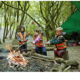 Forest School Holiday Club
