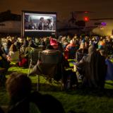 Outdoor Cinema Screening Star Wars: The Force Awakens - Friday 20 September