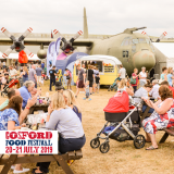 Cosford Food Festival, Saturday 20 July and Sunday 21 July