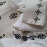 Blackwork embroidery workshop