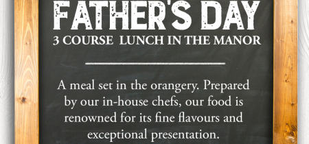 Father's Day Manor Lunch