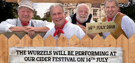 The Wurzels Cider Festival