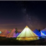 Bell Tent Glamping 2021