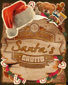 Santa's Grotto (Members) 2016