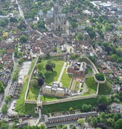 All Inclusive - Medieval Wall Walk, Victorian Prison & Magna Carta