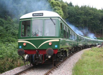 Diesel Multiple Unit Day Rover