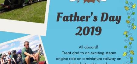 Fathers Day (16th June)
