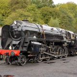 Spring Steam Gala Mega Train 2020