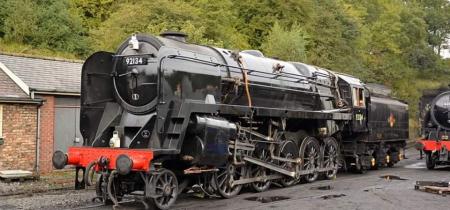 Spring Steam Gala Mega Train 2020