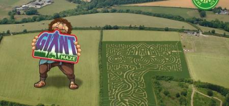 Day time Maize Maze & Fun Farm Tickets