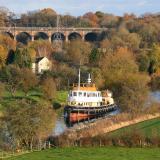 The Danny - Acton Bridge - Anderton Boat Lift - 1.5 hour Cruise