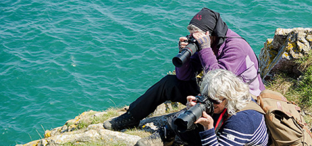 Adult Outdoor Education and Events