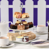 Afternoon Tea and Entrance to Cadbury World