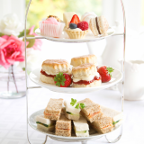 Afternoon Tea at Planters