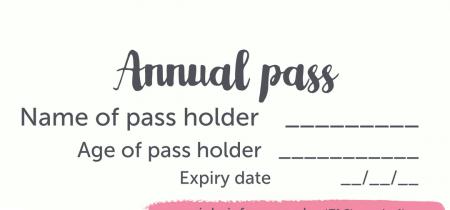 Annual Passes