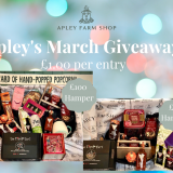 Apley's March Giveaway
