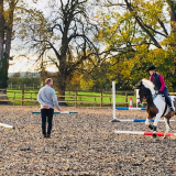 Apley Arena equestrian surface - bookings & memberships