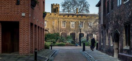 Charterhouse Architecture Tour