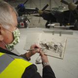 Aviation Art Workshop: How to draw aeroplanes
