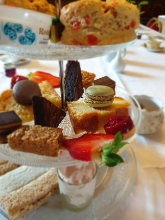 Afternoon Tea  - Wednesday 25th October 2017