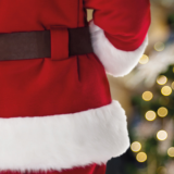 Lunch with Santa - 24th December at Notcutts Oxford