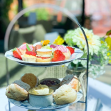Afternoon Tea at Millets Farm