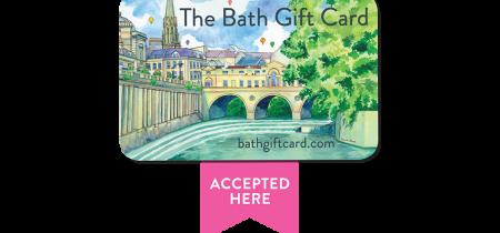 Bath Gift Card