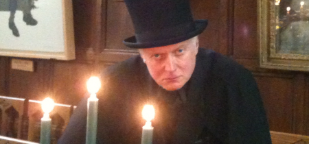 Ghost Tour with Bill Spectre
