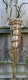 Willow Weaving Bird Feeders - Woburn