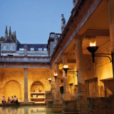 From Romans to Georgians - Champagne, Dinner and magical summer evenings around the Roman Baths