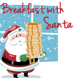 Breakfast with Santa 22nd December