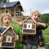 All about the Bugs at Millets Farm