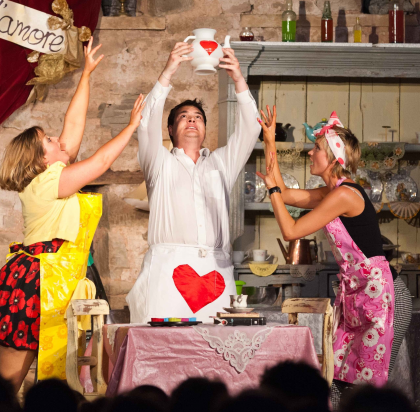 Hänsel und Gretel – Pop Up Opera