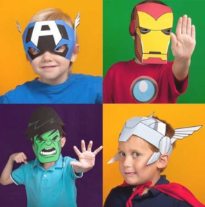 Toddler Takeover - Superheroes