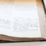 Parchment, paper and velum: Caring for historic books