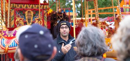 Fairground Art & Heritage Tour