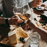Market Kitchen Supper Club - Cheese & Wine Evening