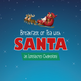Breakfast or Tea with Santa (Chelmsford)