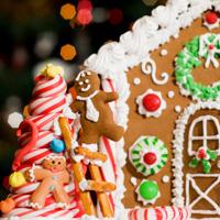 Children's Gingerbread House Masterclass