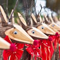 Children's Wooden Reindeer Making Workshop
