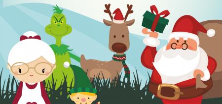 Meet Santa & Friends