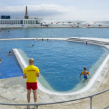 Geothermal and Main Pool Combo