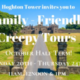 October Half Term Creepy Tours