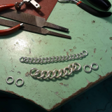 Chain Making with Lucie Gledhill, Fri 22 October, 9.30am – 4.30pm [GMT +1], £159